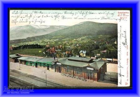 SZKLARSKA PORĘBA Schreiberhau