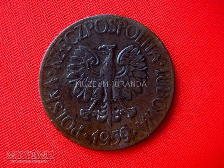 10 złotych 1959 rok