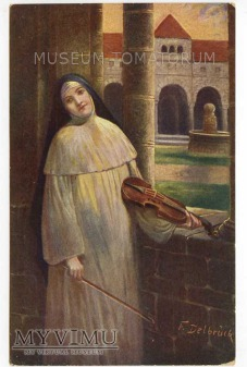 Dellbruck - zakonnica - Ave Maria