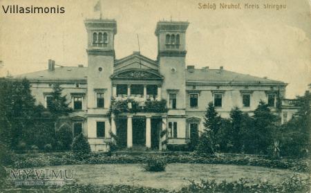 Bogdanów Pałac - Schloss Neuhof Kreis Striegau
