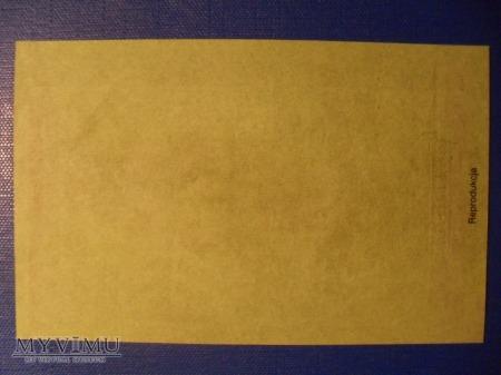 1 złoty 1831 replika