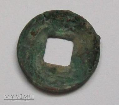 Duże zdjęcie Chiny- Dynastia Huoquan Wang Mang ( I wiek n.e.)
