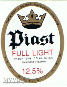 piast full light