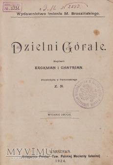 Książka z 1924 roku.