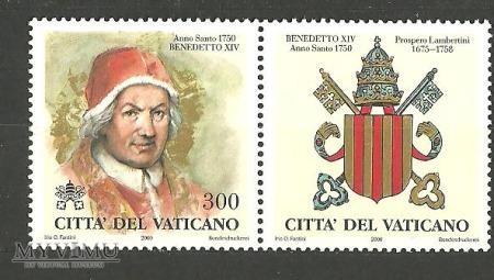 Anno Santo 1750.