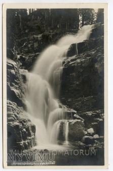 Karkonosze - Wodospad Kamieńczyka - 1927