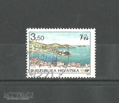 Hrvatski otok Vis