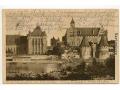 Malbork Marienburg - Zamek Krzyżacki 1926