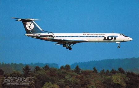 Tu-134A, SP-LHF