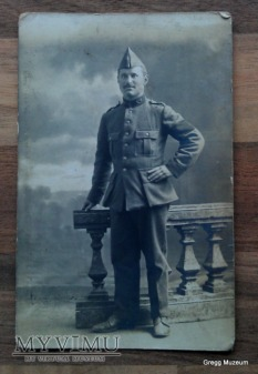 Żołnierz belgijski