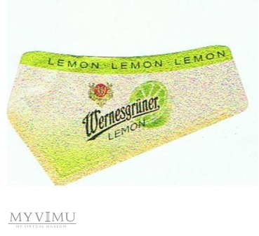 wernesgrüner lemon