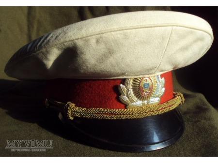 Czapka milicjanta ZSRR