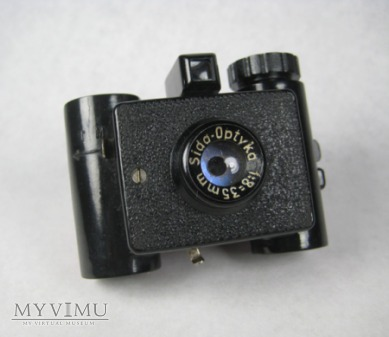 Sida Optyka camera Polski aparat foto