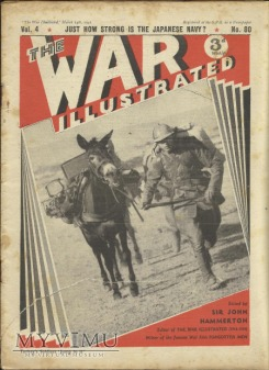 The War Illustrated No. 80, 14 marzec 1941