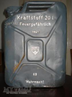 Duże zdjęcie Kanister 20 L Wehrmacht Nowack Bautzen