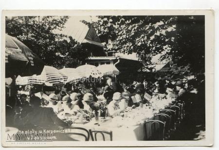 Zakopane - Na plaży u Karpowicza - 1920/30