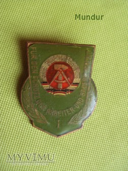 MdI: odznaka Bestenabzeichen