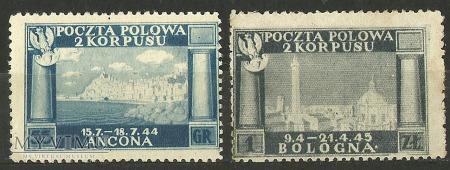 Duże zdjęcie Poczta Polowa II korpusu - 2.