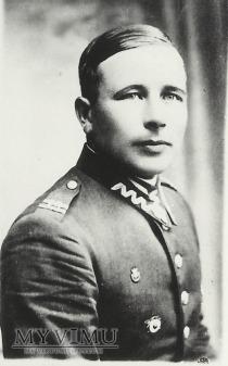 Kapral Alfons Misionko z 25 Pułku Ułanow Wielk.