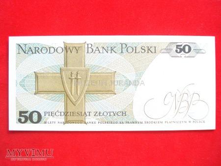 50 złotych 1975 rok