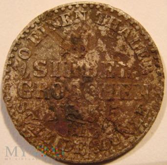 Duże zdjęcie 1 SILBER GROSCHEN 1835 A Fryderyk Wilhelm III
