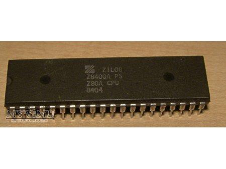 Duże zdjęcie Procesor ZILOG Z80A