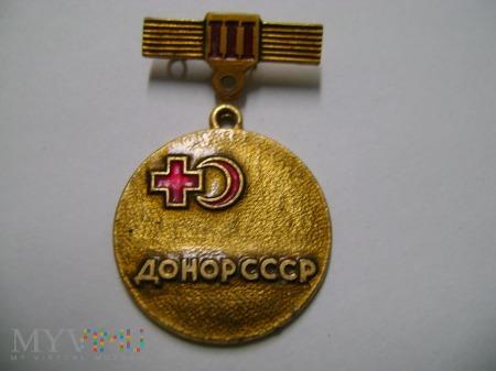 odznaka radziecka III klasy
