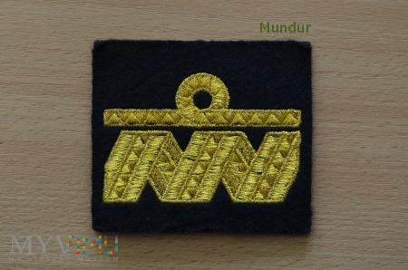 Dystynkcje MW - kontradmirał