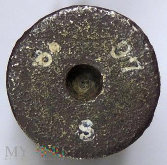 Nabój szkolny 7,92x57 mauser z 1897 roku