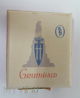 Papierosy GRUNWALD 12 szt. cena 4 zł