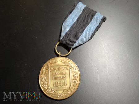 Duże zdjęcie Zasłużony Na Polu Chwały 1944 - brąz