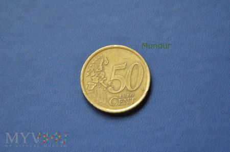 Moneta: 50 euro cent ESPANA