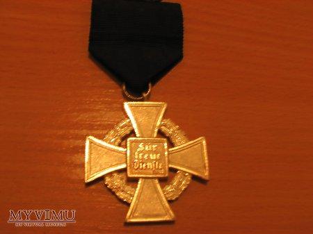 odnaczenie za 25 lat w NSDAP