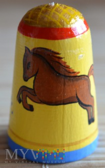 CHIŃSKI ZODIAK-koń
