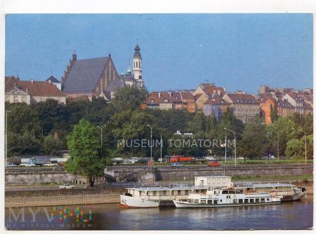 W-wa - Wisła - statek przystań - 1980 ok.