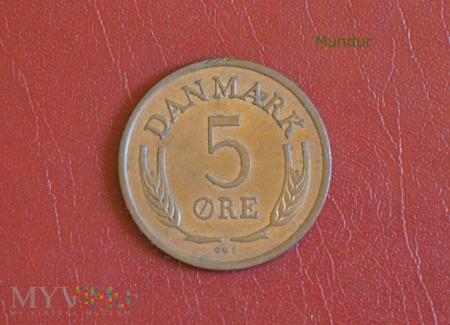Moneta duńska: 5 øre