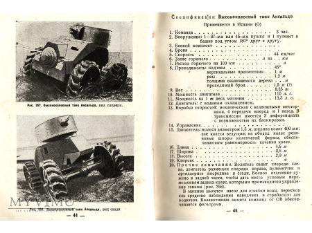 Katalog czołgów z 1936 Tom-II