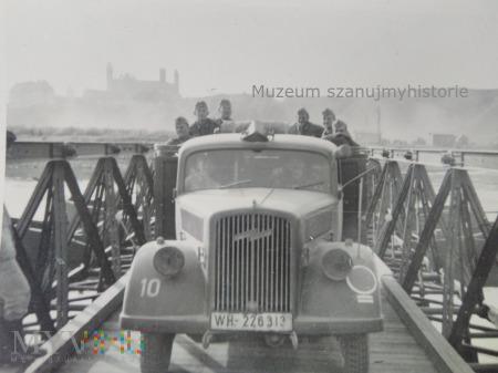 Opel Blitz w Grudziądzu 1939