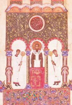 ST. Basil worshipping