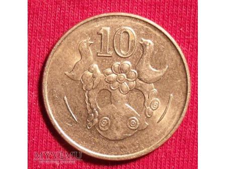 Duże zdjęcie Cypr 10 cent