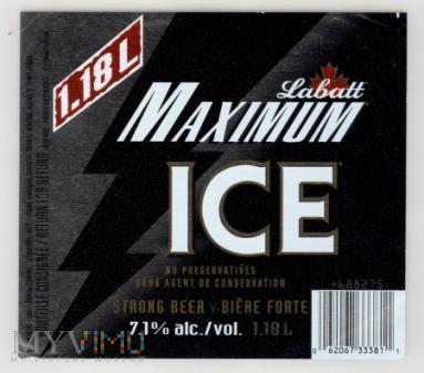 Kanada, Labatt Maximum Ice
