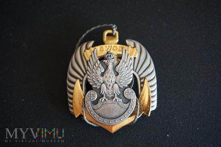 Pamiątkowa odznaka 6 WOG Ustka