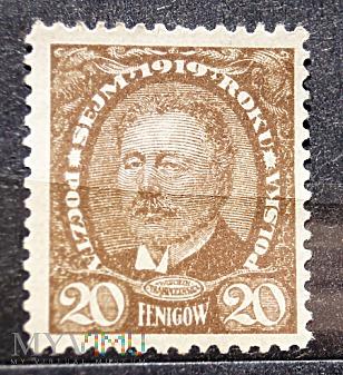 Poczta Polska PL 125-1919