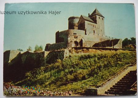 BĘDZIN - Zamek z XIII w. po rekonstrukcji