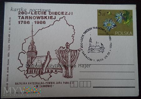 1984 - 200-Lecie Diecezji Tarnowskiej 1786-1986