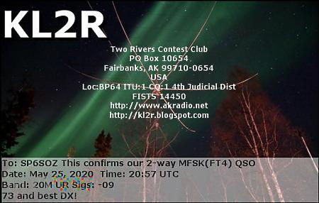 Alaska-KL2R