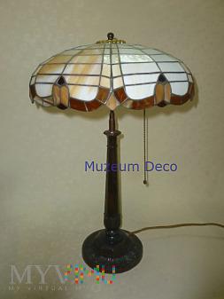 Duże zdjęcie Lampa biurkowa 1914
