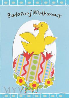 Duże zdjęcie Radosnej Wielkanocy