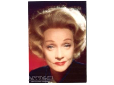 Duże zdjęcie Marlene Dietrich Wyrok w Norymberdze foto