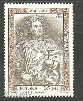 Duże zdjęcie Wacław II Czeski